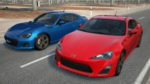 toyota subaru scion gran turismo 6 scion frs and subaru brz by rossriders on deviantart