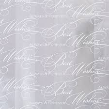 wedding wrapping paper silver wedding text stripe roll wrap