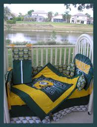 Green Bay Packers Bedding Set Green Bay Packers Crib Bedding Soo Getting This When I A