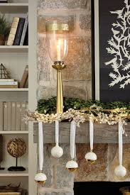3 festive holiday fireplace mantels how to decorate