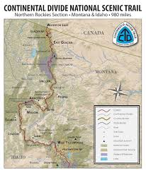 Continental Divide Map Continentaldivide Images Reverse Search