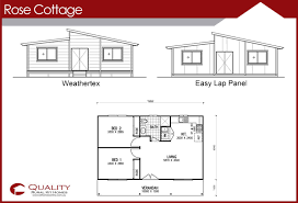 two bedroom granny flat floor plans the rose cottage 2 bedroom granny flat kit home kit home builder