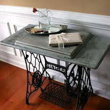 Antique Singer Sewing Machine Table Best 25 Singer Sewing Tables Ideas On Pinterest Vintage Sewing