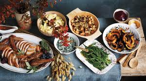 assemble your thanksgiving buffet in 5 easy steps unveiled by zola