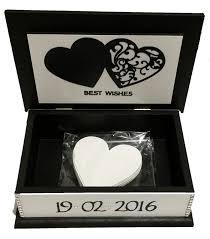 wedding wishes keepsake box wedding wishes keepsake box renaye s keepsakes madeit au