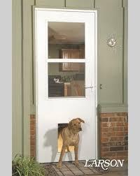 doggie door in glass door best 25 door with dog door ideas on pinterest pet door patio
