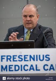 Fresenius Bad Homburg Ceo Of Fresenius Medical Care Fmc Rice Powell Speaks At The