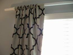 found chevron u0026 trellis print curtains courtesy of nena von