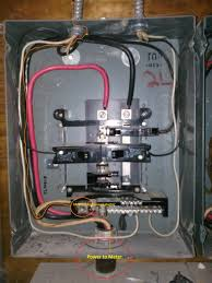 electrical should a neutral wire ever be connected to the