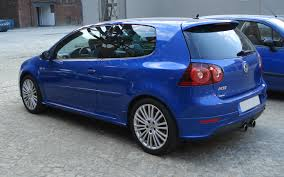 volkswagen golf v r32 luxury things