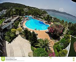 rixos premium bodrum hotel turkey editorial photography image