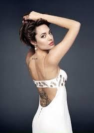the 25 best angelina jolie back tattoo ideas on pinterest arm
