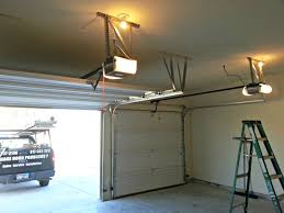 Replacing A Garage Door by How To Install A Genie Garage Door Remote Wageuzi