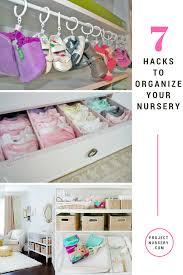 organize your nursery like a boss nursery organization