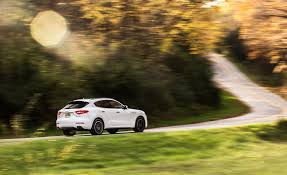 first drive 2017 maserati levante 2017 maserati levante s q4 cars exclusive videos and photos updates