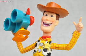 Revoltech Woody Meme - hobby search blog no toy gets left behind