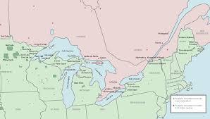 map us states bordering canada map of america canada border lapiccolaitalia info