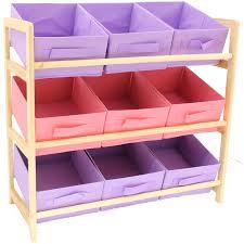 White Childrens Bedroom Shelves Hartleys 3 Tier Storage Shelf Unit Kids Childrens Bedroom Nursery