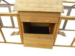 Backyard Chicken Coops Review by Newacme Llc Lovupet Chicken Coop With Backyard Run U0026 Reviews Wayfair