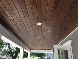 Wood Porch Ceiling Material by Outdoor Porch Ceiling Light Fixtures Types And Uses