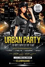 35 awesome flyer templates and flyer designs within club flyer