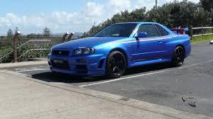 Nissan Gtr 1999 - 1999 nissan skyline r34 gtr v spec show u0026 shine shannons club