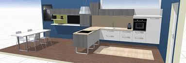 cuisine 3d en ligne concevoir sa cuisine en ligne dcuisine3d cuisine ouverte