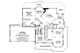 All In The Family House Floor Plan Country House Plans Morgan 10 059 Associated Designs