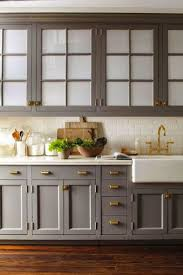 Gray Paint For Kitchen Cabinets Kitchen Cabinets Painted Gray Kitchen Decoration