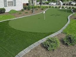 landscape putting green cape cod landscaping company