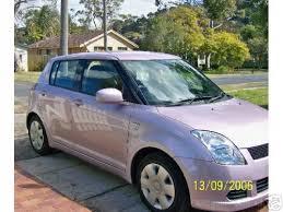 Light Pink Car Suzuki Pinkcarauction