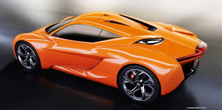 orange sports cars hyundai reportedly mulling euro sports car with global appeal