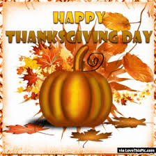 happy thanksgiving pumpkin gif pictures photos and images for