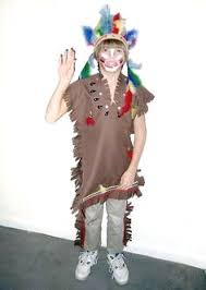 Halloween Indian Costumes U0027s Native American Inspired Indian Kutekidskreations