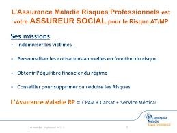 bureau carte assurance maladie le processus assurantiel at mp ppt télécharger