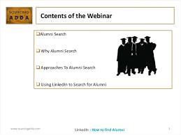 of alumni search alumni search