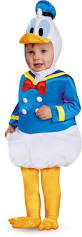 prestige toddler donald duck infant halloween costume 12 18 months