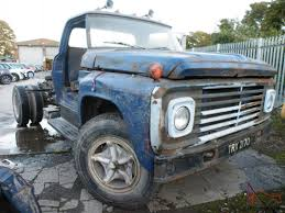 1966 ford f700 truck barn find unfinished project