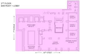 500 sq ft studio floor plans the main living area of ann