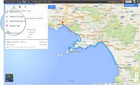 Google Maps Italy by Google Maps Now Supports Directions For Multiple Destinations