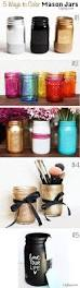 How To Use Mason Jars For Decorating 15 Bathroom Storage Solutions And Organization Tips 1 Color