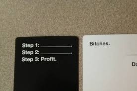 cards against humanity near me is the one cards against humanity card the creator regrets