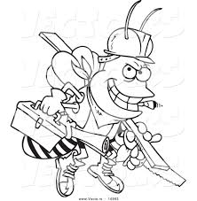 coloring pages of tools sponge bob coloring pages paint tools