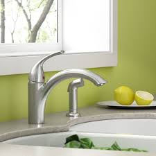 kitchen faucets american standard american standard 4433 001 075 quince single lever handle kitchen