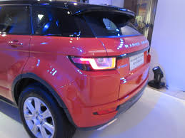 range rover pink range rover evoque facelift launched at rs 47 10 lakh throttle