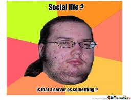 Nerd Memes - gamer nerd by sergeantsadface meme center
