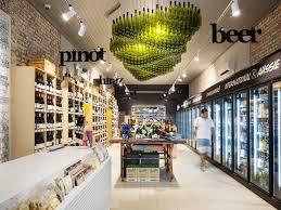 best 25 liquor store ideas on supermarket design
