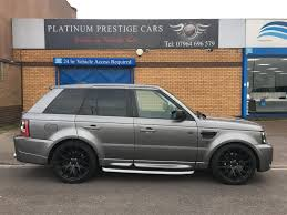land rover range rover 2008 used 2008 land rover range rover sport tdv8 hse e4 for sale in