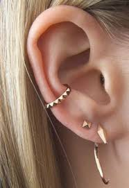 buffy earrings the 50 most unique ear piercing ideas stylist