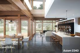 Nina Farmer Interiors Axiom 3650 Interior View Part Of Dwell Prefab My Future Home